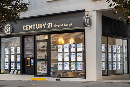 Agence immobilière CENTURY 21 Grand Large, 17200 ROYAN